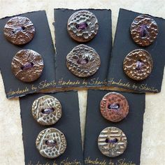 Sharilyn Miller: Buttons for Sale @ Monica's store in Palm Desert