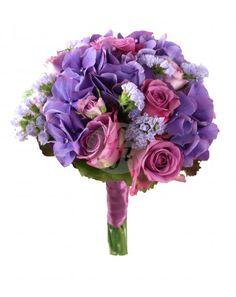 Buchet de nasa cu trandafiri si limonium BN266