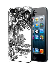 Alice in wonderland (2) Samsung Galaxy S3 S4 S5 Note 3 Case, Iphone 4 4S 5 5S 5C Case, Ipod Touch 4 5 Case