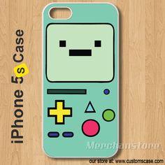 Beemo Adventure Time Custom iPhone 5S Case Cover  #iphone5 #iphone5s #case #cover