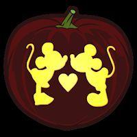 Mickey Pumpkin Carving Patterns | Mickey Minnie Love CO - Stoneykins Pumpkin Carving Patterns and ...                                                                                                                                                                                 More