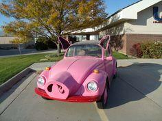 Pink Pig...