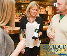 Learn the secrets of intelligent wine tasting with Leslee Miller from Amusée. Join us Sunday, Jan. 29 from 6:00-8:00 for Sip Like a Sommiler. Call 320-253-1331 to register. This event is open to SCCC members and their guests.