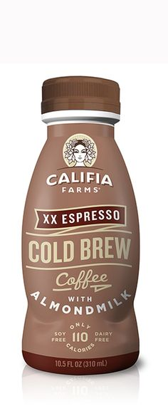 Stock up on Califia Farms XX Espresso Cold Brew Coffee by the case at Califia Farms, with 12 bottles per case. Coffee Shop Names, Vegan Cuts, Fodmap Diet, Low Fodmap, Mexica, Vegetable Drinks, Coffee Recipes, Drink Recipes, Dairy Free Recipes