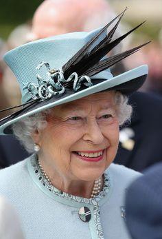 zimbio:  800th Anniversary of The Magna Carta, June 15, 2015-Queen Elizabeth