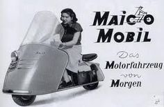 maico mobil scooter