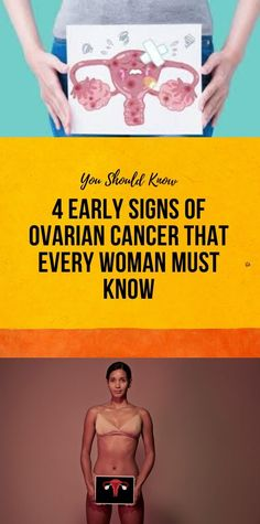 4 Early Signs Of Ovarian Cancer That Every Woman Must Know - Burn Fat Drink Health And Wellness Coach, Health And Fitness Articles, Wellness Fitness, Health And Nutrition, Health Heal, Signs Of Ovarian Cancer, Ovarian Cancer Symptoms, Glowing Skin Diet, Natural Body Detox