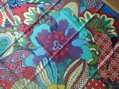 detail Fleurs d'Indiennes