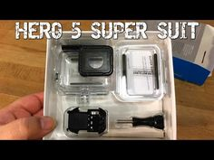 GoPro Hero 5 Black Super Suit   Installation, Unboxing and Review - YouTube