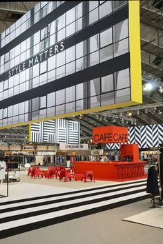 STYLE MATTERS Modefabriek Amsterdam DESIGN by Spijker & Splinter