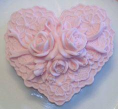 <3 roses soap