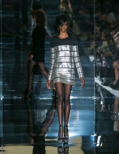 The Tom Ford Show at London Fashion Week