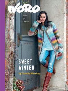 'Sweet Winter' Fall 2013: Book by Noro | Knitting Fever