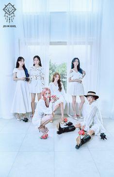 Kpop Girl Groups, Korean Girl Groups, Kpop Girls, Extended Play, K Pop, Dreamcatcher Wallpaper, Japanese Singles, Queens, Losing Me