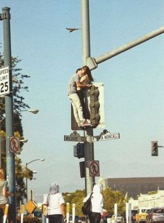 Kiss from above--Santa Monica by RJ Shaughnessy. The Kiss, True Love, My Love, Photo Couple, Couple Pics, Girl Couple, Santa Monica, Photo Book, Couple Goals