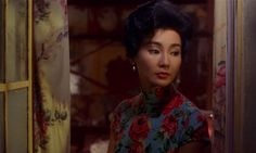 In The Mood For Love ( 2000, Kar-Wai Wong) Cinematography by Christopher Doyle, Pung-Leung Kwan and Ping Bin Lee