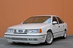 Dangerous car alert! 1991 Taurus SHO
