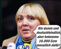 Claudia Roth Deutschland Zitate