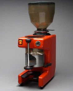 La pavoni Zip Coffee Grinder http://www.coffeepelican.com/la-pavoni-zip-grinder-red/