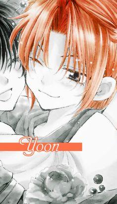 Akatsuki no Yona/Yona of the Dawn anime and manga || Yoon/Yun
