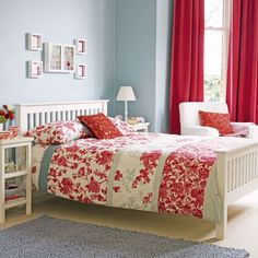 Colour - 4 ways to brighten up your home