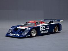 Nissan, Le Mans, Road Racing, Auto Racing, Turbo S, Vintage Race Car, Unique Cars, Hot Cars, Race Cars