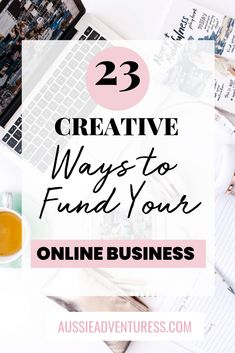 Starting a business tips - 23 Ways to Fund an Online Business Online Entrepreneur, Business Entrepreneur, Business Marketing, Content Marketing, Online Marketing, Entrepreneur Inspiration, Startups, Internet Marketing, Social Networks