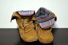 obsessed with moccasins. Love these too!