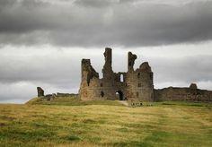 Dunstanburgh Castle #Northumberland, England