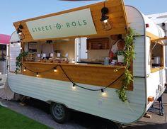 Volvo Ocean Race, Foodtrucks Ideas, Food Truck Interior, Coffee Food Truck, Inmobiliaria Ideas, Food Ideas, Mobile Coffee Shop, Caravan Bar, Coffee Trailer