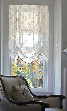Dress The Windows On Pinterest Window Treatments