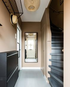 Home, Home Hall Design, House Inspiration, New Homes, House, Eclectic Home, House Interior, Home Deco, Small Hallways