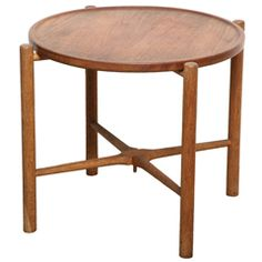 The Folding Table by Hans Wegner
