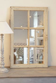 French window Mirror