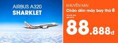 Jetstar tung vé máy bay 88.888 đồng chào mừng phi cơ thứ 8-Diễn đàn nội thất