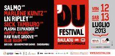 Presto biglietti omaggio per il DU'-Bauladu Music Festival! http://cartagiovani.it/news/2013/07/01/v ieni-con-noi-al-du-bauladu-music-festiva l