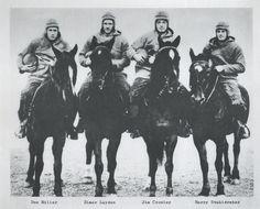 four horsemen notre dame football
