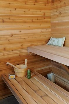 These poolside, lakeside and beachside saunas can heat up your options for outdoor relaxation and help you fight stress.