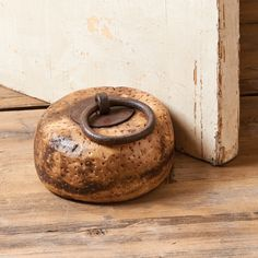 Tozai Home - Door Stopper - Granite & Wrought Iron for sale online Home Decor Items, Diy Home Decor, Wrought Iron Doors, Door Stopper, Unique Doors, Burke Decor, Front Door Decor, Glass Jars, Cool Furniture