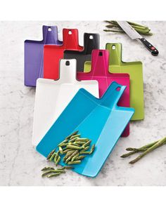 Complicated recipes are no match for this cutting board! Get it here: http://www.bhg.com/shop/joseph-joseph-joseph-joseph-chop2pot-plus-folding-cutting-boards-p500519be82a75e55847bb017.html?mz=a