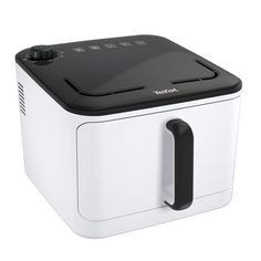 The Tefal Fry Delight Low Fat Healthy Fryer makes crispy and tasty fried food with little to no oil. Easy to clean, the Tefal Fry Delight Initial fryer includes dishwasher safe, removable parts. Low Fat Fryer, Healthy Fryer, Vegetable Boxes, Grilling, Chips, Home And Garden, Baking, Future House, House Ideas
