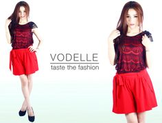 Model: Rinny Love Photographer: Alvin Ooi Studio: Vodelle Studio