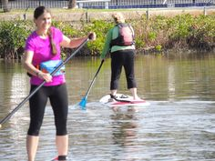 It's liberating to overcome your fears, and Paddleboarding is more fun with friends. Group Stand Up Paddleboard events make learning and sharing a social experience. Before you know it, your group will be the experts in the area.