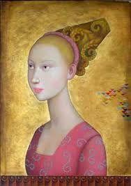 Risultati immagini per dipinti con fondo oro