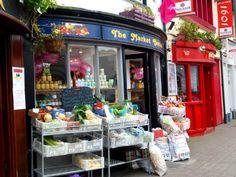 Colourful Grocers, Kinsale, Co. Cork