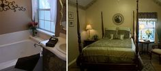 Pomegranate House and Cottages, A Granbury Bed and Breakfast - Royal Oak Cottage