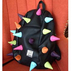MADPAX SPIKE BACKPACK Gently used backpack. Clean. Great condition Madpax Bags Backpacks