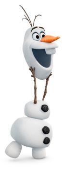 My name is Olaf and I like warm hugs