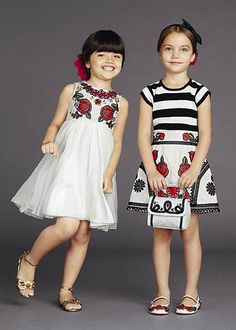 dolce and gabbana summer 2015 child collection 45