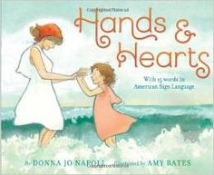 Hands and Hearts by Donna Jo Napoli